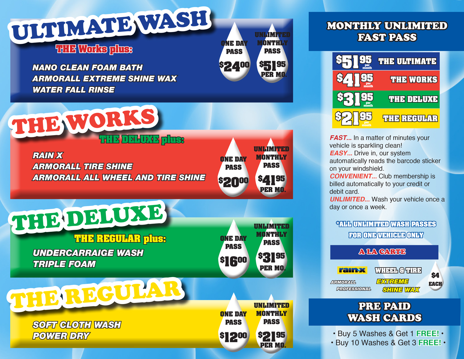 Car Wash Prices: The Premier Car Wash Facility On Upper
